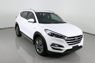 2017 Hyundai Tucson TL Active X (FWD) White 6 Speed Automatic Wagon