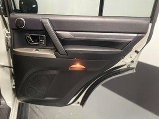 2017 Mitsubishi Pajero NX MY18 Exceed White 5 Speed Sports Automatic Wagon