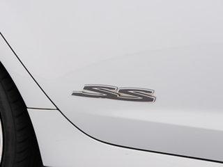 2013 Holden Commodore VF SS-V Silver 6 Speed Automatic Sedan