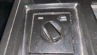 2007 Dodge Nitro KA MY07 SX Black 5 Speed Sports Automatic Wagon