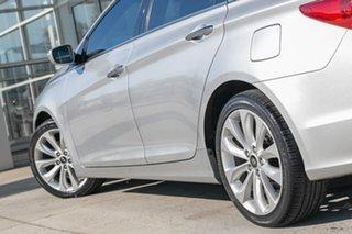 2011 Hyundai i45 YF MY11 Premium Silver 6 Speed Sports Automatic Sedan