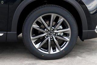 2020 Mazda CX-9 TC Azami SKYACTIV-Drive i-ACTIV AWD Black 6 Speed Sports Automatic Wagon.