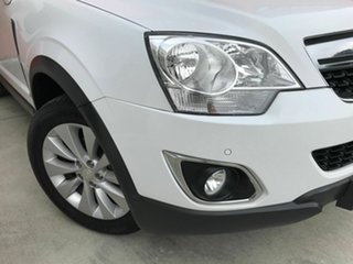 2014 Holden Captiva CG MY15 5 LT White 6 Speed Sports Automatic Wagon