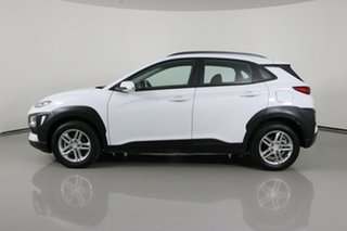 2019 Hyundai Kona OS.2 MY19 Active (FWD) White 6 Speed Automatic Wagon