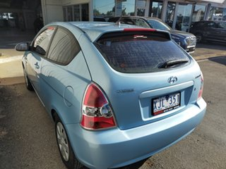 2008 Hyundai Accent MC MY07 S 4 Speed Automatic Hatchback
