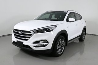 2017 Hyundai Tucson TL Active X (FWD) White 6 Speed Automatic Wagon.