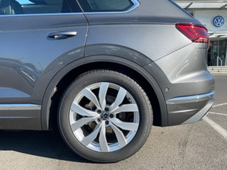2021 Volkswagen Touareg CR MY21 210TDI Tiptronic 4MOTION Elegance Grey 8 Speed Sports Automatic