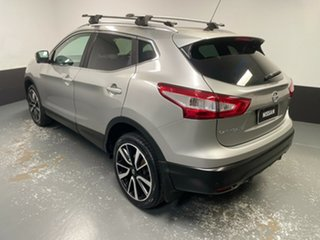 2014 Nissan Qashqai J11 TI Silver 6 Speed Manual Wagon