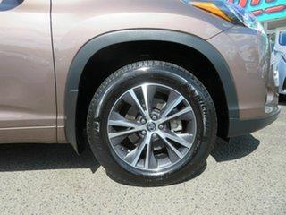 2019 Toyota Kluger GSU55R GX AWD Bronze 8 Speed Sports Automatic Wagon