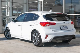 2020 Ford Focus SA 2020.25MY ST-Line White 8 Speed Automatic Hatchback