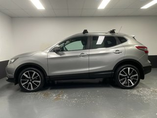 2014 Nissan Qashqai J11 TI Black 6 Speed Manual Wagon