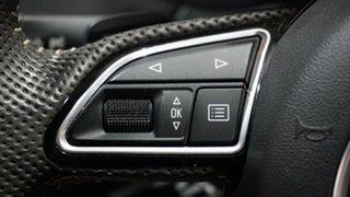 2015 Audi Q3 8U MY16 TDI S Tronic Quattro Sport Silver 7 Speed Sports Automatic Dual Clutch Wagon