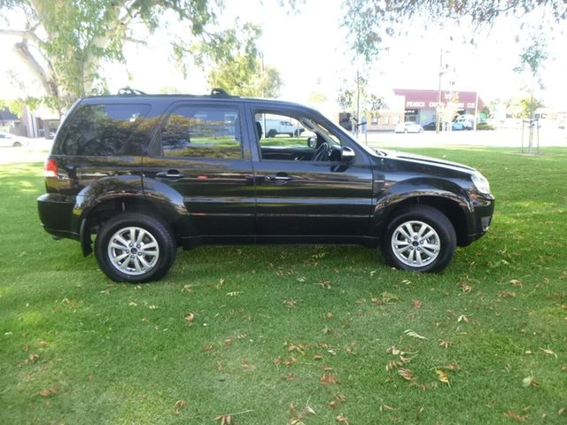 Used Ford Escape ZD Beverley, 2008 Ford Escape ZD Black Automatic SUV