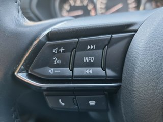 2017 Mazda CX-5 KF4WLA Maxx SKYACTIV-Drive i-ACTIV AWD Sport Silver 6 Speed Sports Automatic Wagon