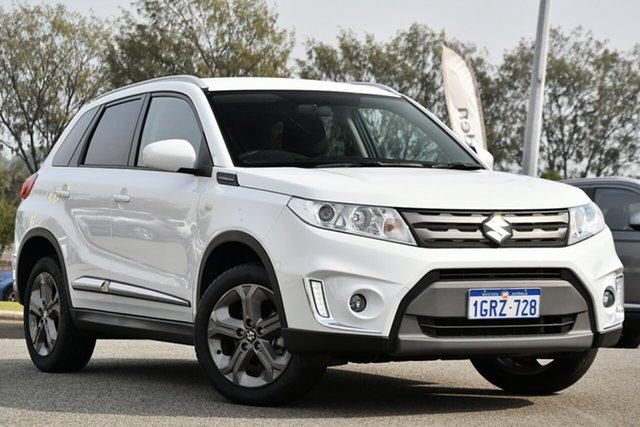 Used Suzuki Vitara LY RT-S 2WD Clarkson, 2018 Suzuki Vitara LY RT-S 2WD White 6 Speed Sports Automatic Wagon