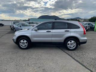 2009 Honda CR-V RE MY2007 4WD Silver 5 Speed Automatic Wagon