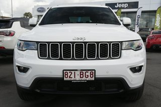 2017 Jeep Grand Cherokee WK MY18 Laredo White 8 Speed Sports Automatic Wagon