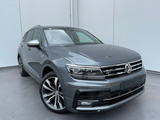 Demo Volkswagen Tiguan 5N MY21 162TSI Highline DSG 4MOTION Allspace Liverpool, 2020 Volkswagen Tiguan 5N MY21 162TSI Highline DSG 4MOTION Allspace 2r2r 7 Speed