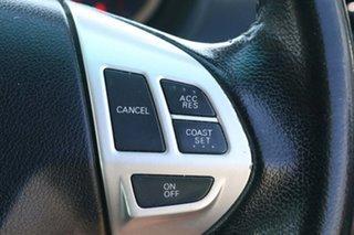 2014 Mitsubishi Triton MN MY15 GLX-R Double Cab White 5 Speed Sports Automatic Utility