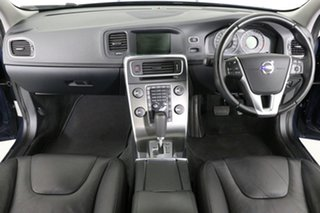 2011 Volvo S60 F T5 Blue 6 Speed Auto Dual Clutch Sedan