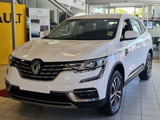 2021 Renault Koleos HZG MY21 Zen X-tronic White 1 Speed Constant Variable Wagon.