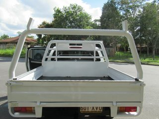 2017 Holden Colorado RG MY18 LS Crew Cab White 6 Speed Manual Cab Chassis