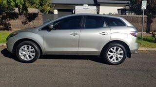 2007 Mazda CX-7 ER Classic (4x4) Gold 6 Speed Auto Activematic Wagon.