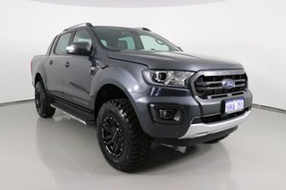 2021 Ford Ranger PX MkIII MY21.25 Wildtrak 3.2 (4x4) Grey 6 Speed Automatic Double Cab Pick Up