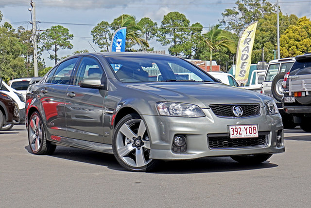 Used Holden Commodore VE II MY12.5 SS Z Series Chandler, 2013 Holden Commodore VE II MY12.5 SS Z Series Grey 6 Speed Sports Automatic Sedan