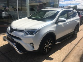 2016 Toyota RAV4 ZSA42R GXL White Constant Variable.