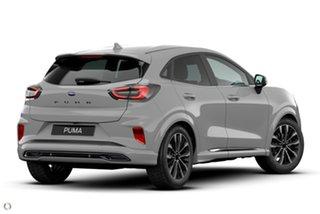 2021 Ford Puma JK 2021.25MY ST-Line V Grey 7 Speed Sports Automatic Dual Clutch Wagon