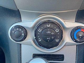 2010 Ford Fiesta WT LX Purple 5 Speed Manual Hatchback