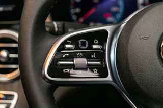 2021 Mercedes-Benz C-Class W205 801MY C300 9G-Tronic Polar White 9 Speed Sports Automatic Sedan