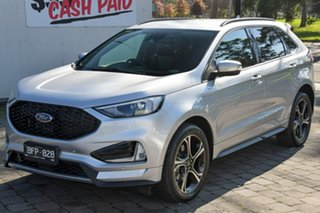 2019 Ford Endura CA 2019MY ST-Line Silver, Chrome 8 Speed Sports Automatic Wagon