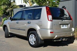 2002 Nissan X-Trail T30 ST Gold 4 Speed Automatic Wagon.