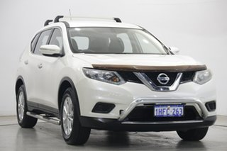 2015 Nissan X-Trail T32 ST X-tronic 4WD N-TREK White 7 Speed Constant Variable Wagon