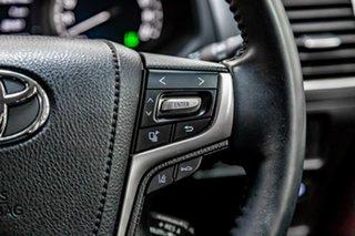 2018 Toyota Landcruiser Prado GDJ150R VX White 6 Speed Sports Automatic Wagon