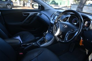 2014 Hyundai Elantra MD3 SE Silver 6 Speed Sports Automatic Sedan