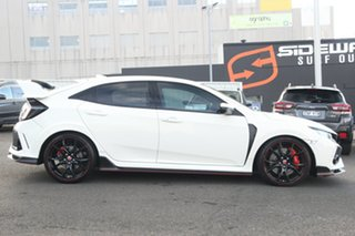 2017 Honda Civic 10th Gen MY17 Type R White 6 Speed Manual Hatchback