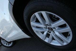 2016 Toyota Kluger GSU50R GX 2WD White 6 Speed Sports Automatic Wagon