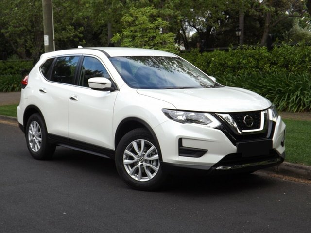 Used Nissan X-Trail T32 Series III MY20 ST X-tronic 2WD Nailsworth, 2020 Nissan X-Trail T32 Series III MY20 ST X-tronic 2WD Crystal Pearl 7 Speed Constant Variable