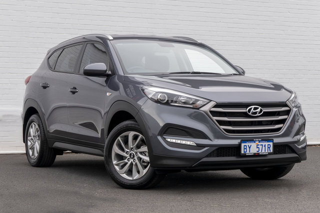 Used Hyundai Tucson TL2 MY18 Active AWD Bunbury, 2017 Hyundai Tucson TL2 MY18 Active AWD Grey 6 Speed Sports Automatic Wagon