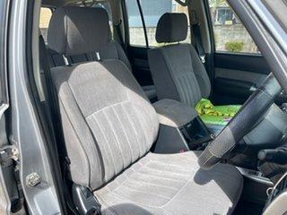 2007 Nissan Patrol GU IV ST (4x4) Silver 5 Speed Manual Wagon