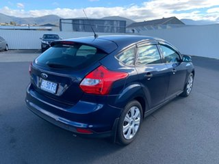 2011 Ford Focus LW Ambiente Blue 5 Speed Manual Hatchback