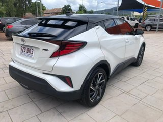 2020 Toyota C-HR NGX10R Koba S-CVT 2WD White 7 Speed Constant Variable Wagon