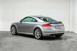 2016 Audi TT FV MY17 Sport S Tronic Quattro Silver 6 Speed Sports Automatic Dual Clutch Coupe.