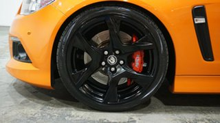 2014 Holden Special Vehicles Maloo Gen-F MY14 R8 Orange 6 Speed Sports Automatic Utility