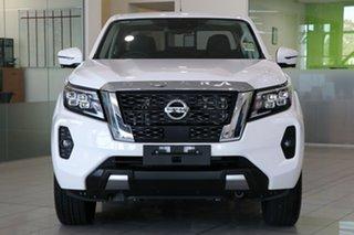 2021 Nissan Navara D23 MY21 ST-X 4x2 White Diamond 7 Speed Sports Automatic Utility