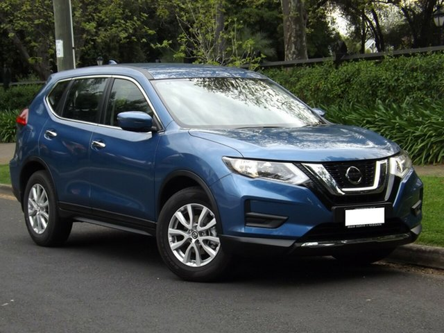 Used Nissan X-Trail T32 Series III MY20 ST X-tronic 2WD Nailsworth, 2020 Nissan X-Trail T32 Series III MY20 ST X-tronic 2WD Blue 7 Speed Constant Variable Wagon