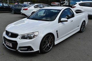 2013 Holden Ute VF SS-V White 6 Speed Automatic Utility